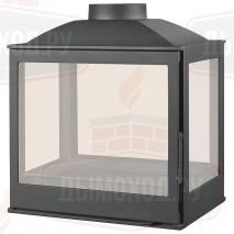Топка LCI 5 G4 HRC, с пиролизными стеклами (Liseo Castiron)